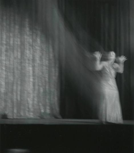 André Kertész, At the Bobino, Paris, 1932
